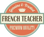 French Teacher Gifts and Awards