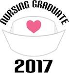 Nursing Graduate 2017 Gifts T-shirts