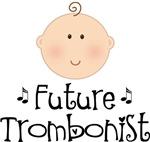 Future Trombonist T-shirts for Kids