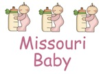Missouri Baby Gifts and Tees