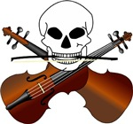 Funny Violin Master T-shirts and Gifts