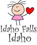 Idaho Falls Idaho T-shirts and Gifts