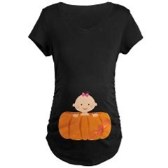 Halloween Maternity T-shirts