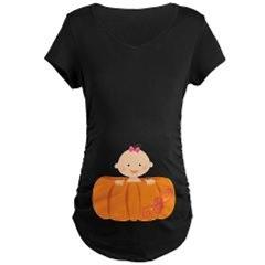 Halloween Maternity T-shirts