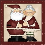 Santa and Mrs. Claus Gifts