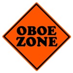 Oboe Zone T-shirts and Gifts for Oboists