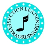 Section Leader T-shirts / Gifts