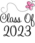 Pink Grad Class Of 2023 Gifts