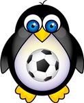 Penguin Soccer Lover Gifts