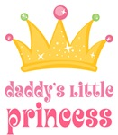 Daddy's Little Princess Gifts and Tee Shirts