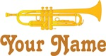 Custom Trumpet Music Gifts and Tee Shirts