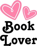 Love Heart Book Lover Gifts