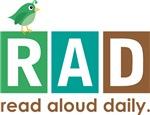 Birdie RAD - Read Aloud Daily T-shirts