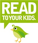 Read To Your Kids Book T-shirts and Gifts