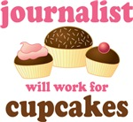 Funny Journalist T-shirts and Gifts