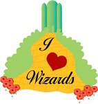 Wizard Of Oz Emerald City T-shirts