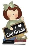 Cute 2nd Grade