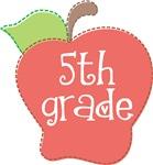 5th Grade Teacher Apple