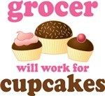 Funny Grocer T-shirts and Gifts