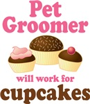 Funny Pet Groomer T-shirts and Gifts