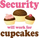 Funny Security T-shirts and Gifts