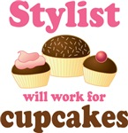 Funny Stylist T-shirts and Gifts