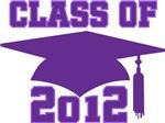 Class Of 2012 Purple Graduation