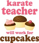 Funny Karate Teacher T-shirts and Gifts