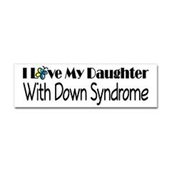 Down Syndrome Bumper Stickers