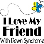 Down Syndrome Friend Awareness Gifts