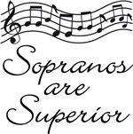 Soprano Singer Joke Gift T-shirts