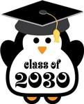 Penguin Class Of 2030 Future Grad Gifts