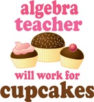 Funny Algebra Teacher T-shirts and Gifts