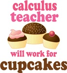 Funny Calculus Teacher T-shirts and Gifts