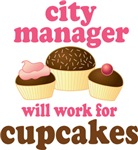 Funny City Manager T-shirts and Gifts
