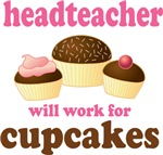 Funny Headteacher T-shirts and Gifts