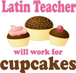 Funny Latin Teacher T-shirts and Gifts