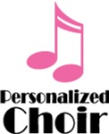 PERSONALIZED CHOIR T-SHIRTS