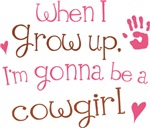 Future Cowgirl Kids T-shirts