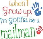 Future Mailman Kids T-shirts