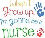 Future Nurse Kids T-shirts