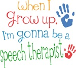 Future Speech Therapist Kids T-shirts