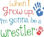 Future Wrestler Kids T-shirts