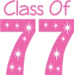 Class Of 1977 School T-shirts