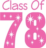 Class of 1978 School T-shirts