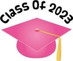 2023 School Class Graduation (Pink)