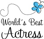 ACTRESS GIFTS - WORLD'S BEST