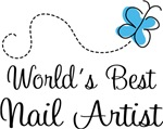 NAIL ARTIST GIFTS - WORLD'S BEST