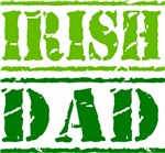 Irish Dad T-shirts for St Patrick's Day