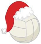 CHRISTMAS VOLLEYBALL T-SHIRTS